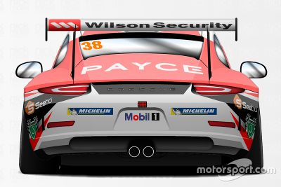 Carrera Cup Australia: David Wall announcement
