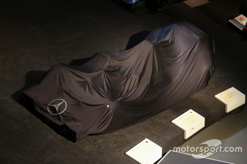 Mercedes-AMG F1 W05 Hybrid