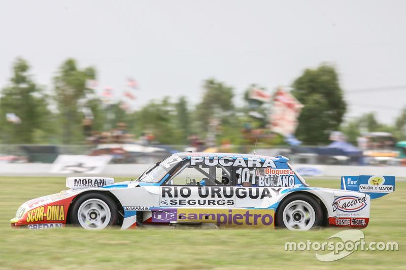 Лайонел Угальде, Ugalde Competicion Ford