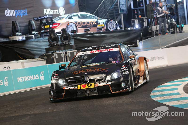 Паскаль Верляйн, HWA AG Mercedes-AMG DTM