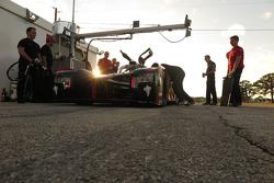 Audi Sebring testing