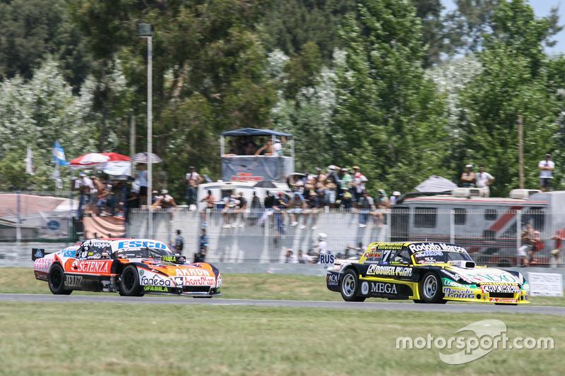 Матіас Россі, Donto Racing Chevrolet, Гільєрмо Ортеллі, JP Racing Chevrolet
