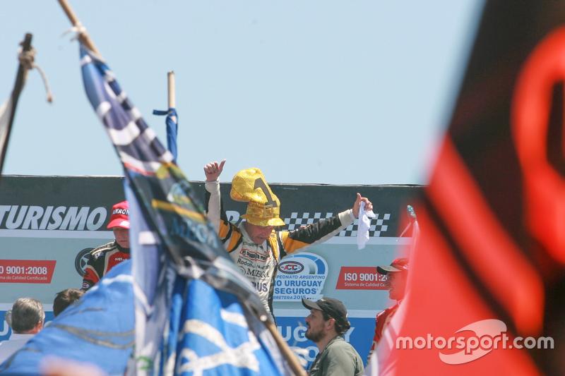 Омар Мартінез, Martinez Competicion Ford 2015 Champion