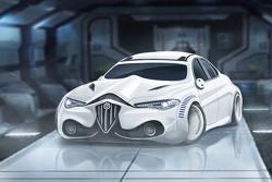 Alfa Romeo Giulia, Stormtrooper-Edition