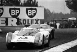 Porsche 908 #64: Ханс Херрман, Жерар Ларусс