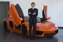 Stephan Winkelmann, CEO Lamborghini