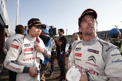 Sébastien Loeb, Citroën World Touring Car Team und Ma Qing Hua, Citroën World Touring Car Team