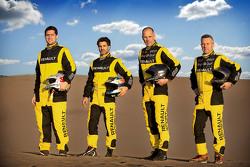 Presentasi tim Renault Duster