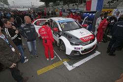Себастьєн Леб, Citroën C-Elysee WTCC, Citroën World Touring Car team