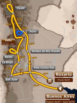 Stage 4: Jujuy - Jujuy