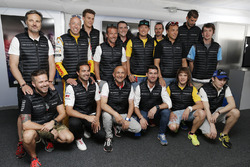 Drivers group photo