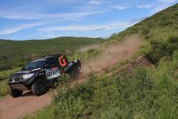#307 Toyota: Владимир Васильев, Константин Жильцов