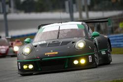 #540 Black Swan Racing Porsche GT3 R: Тім Паппес, Нікі Катсбург, Патрік Лонг, Енді Пілгрім