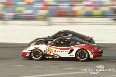 SCC: Daytona, test di gennaio
