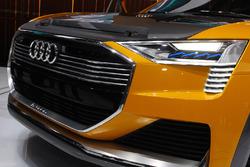 Audi h-tron quattro