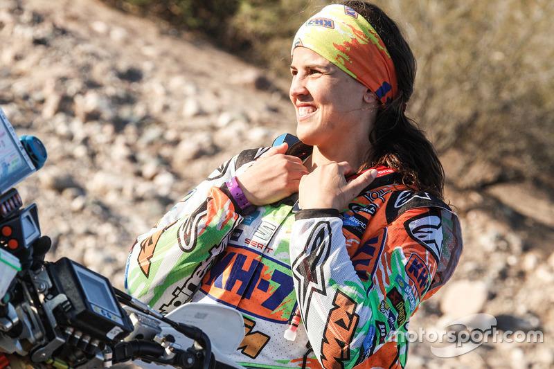 Laia Sanz (Motorrad)