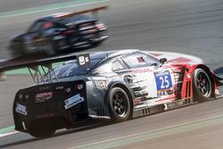 #25 MRS GT-Racing Nissan GT-R GT3: Ahmed Bin Khanen, Bassam Kronfli, Ilya Melnikov, Tomonobu Fujii