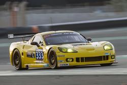 #333 V8 Racing Chevrolet Corvette: Nicky Pastorelli, Alex van t'Hoff, Rick Abresch, Wolf Nathan, Miguel Ramos