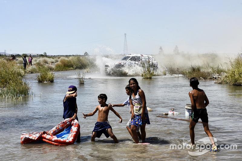 Ook dit is de Dakar