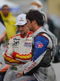Nelson Piquet Jr. und Henrique Baptista