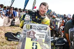 Bike category second place Stefan Svitko