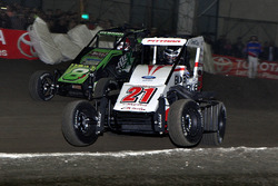 Daryn Pittman and Jonathon Beason