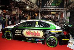 #11 Simon Belcher, Handy Motorsport Toyota Avensis