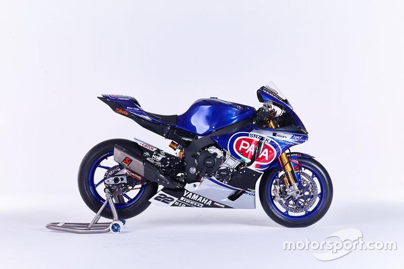 Yamaha YZF-R1, Pata Yamaha
