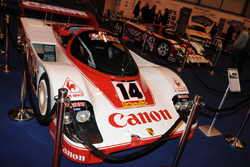 Silverstone Classic Le Mans Cars