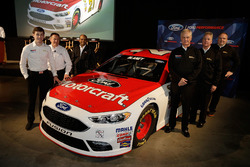 Wood Brothers Racing Ford