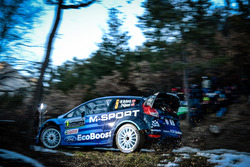 Mads Ostberg, Ola Floene, M-Sport World Rally Team, Ford Fiesta WRC