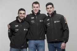 Raffaele De Rosa, Markus Reiterberger and Jordi Torres, Althea Racing