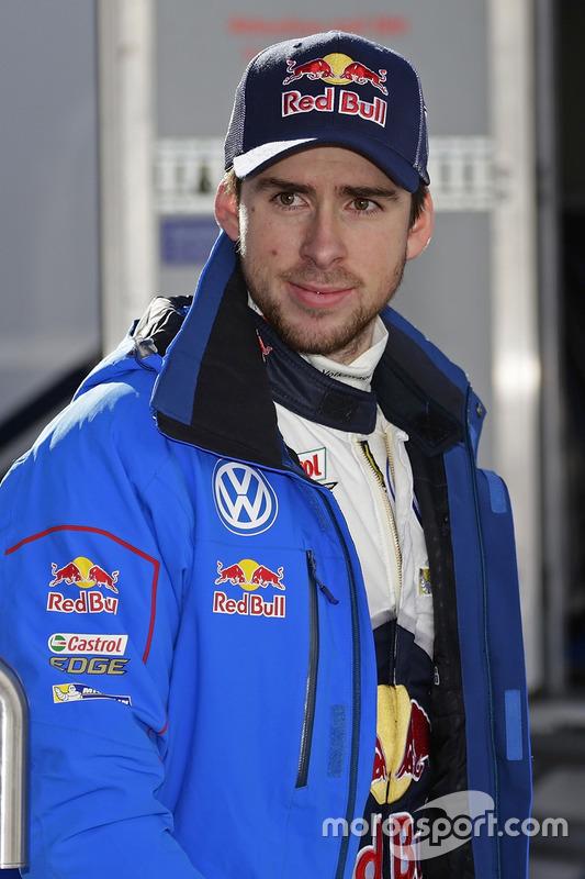 Anders Jäger, Volkswagen Motorsport