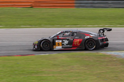 #5 Absolute Racing, Audi R8 LMS 2016: Jeffrey Lee, Alessio Picariello, Christopher Mies