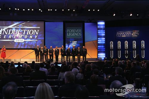 2016 NASCAR Hall of Fame
