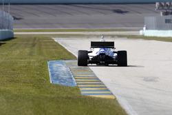 #77 Schmidt Peterson Motorsports w/Curb-Agajanian: Santiago Urrutia