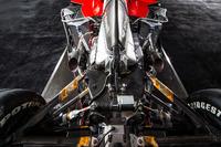 V10Ferrari Tipo 050 engine of the Ferrari F2001