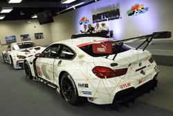 BMW M6 GTLM, la livrea