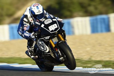 Tests in Jerez, Januar