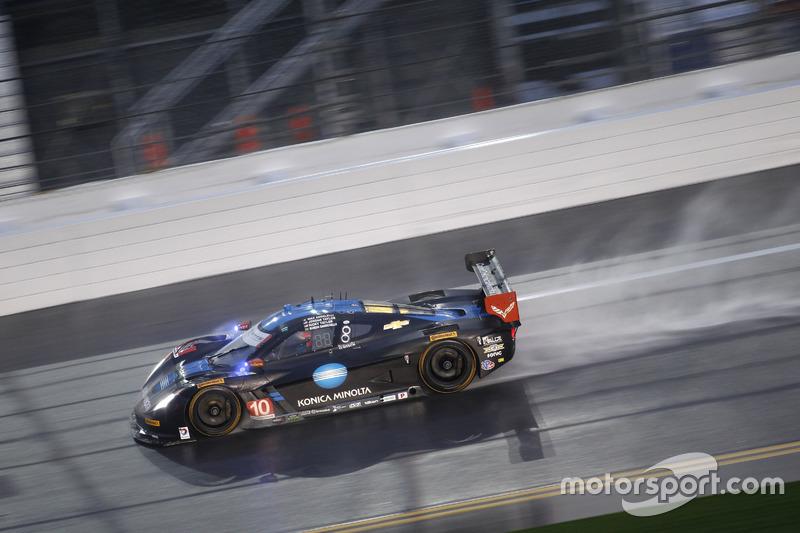 Die Taylor-Corvette von Rubens Barrichello