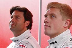 Jonathan Bomarito, Spencer Pigot, Mazda Motorsports