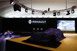 Презентация Renault Sport F1