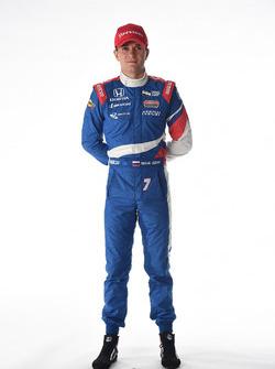 Міхаіл Альошин, Schmidt Peterson Motorsports Honda