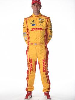 Раян Хантер-Рей, Andretti Autosport Honda