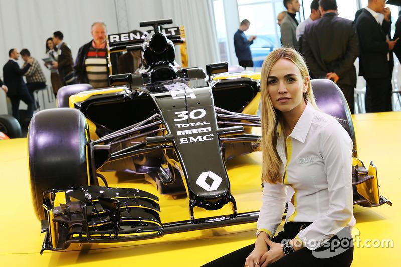 Carmen Jorda (Indy Lights, GP3, Formel 1)