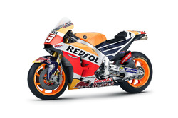 Präsentation: Repsol Honda Team 2016