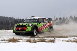 Валерій Горбань, Володимир Корся, Mini John Cooper Works WRC