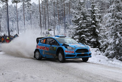 Хеннинг Сольберг и Илка Майнор, Ford Fiesta WRC
