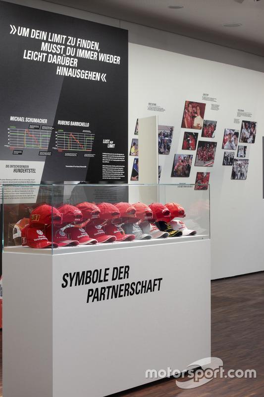 Michael Schumacher sergisi