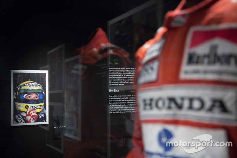 Recuerdos de Ayrton Senna